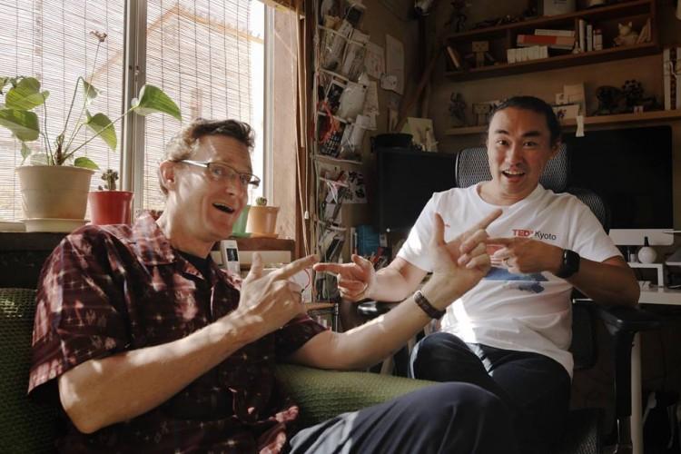TEDxKyoto Volunteer Profile: Takayuki (Taka) Mitsugi, Communications Team Leader
