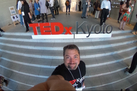 Adventures in Augmented Reality with TEDxKyoto