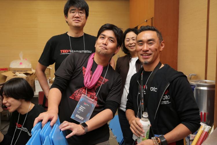 TEDxKyoto 2018 – BALANCE – Live BlogTEDxKyoto 2018 – BALANCE – Live Blog