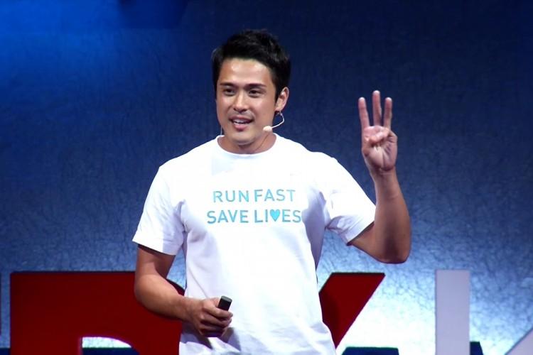 誰もが誰かのライフセーバーに Everyone can be someone's lifesaver | Kenichi Wada | TEDxKyoto