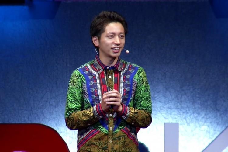 やりたいことを口に出そう Just say what you want to do | Takanori Nakagome | TEDxKyoto