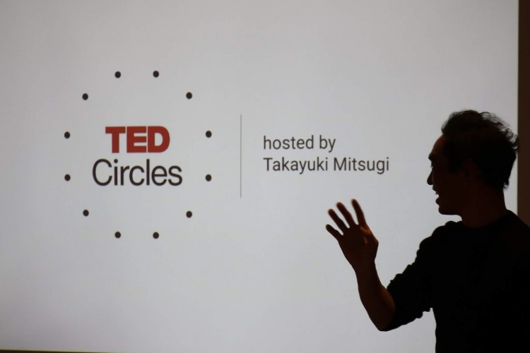 【TEDCircles開催のお知らせ】